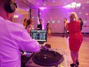 You can trust DJ D-Rockolis to Get Your Wedding Bumping!
